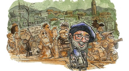Illustration by Doug Davis