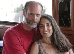 It may have taken a little while, but Gary Karp — shown here with his wife — figured out how to embrace sexuality as a para.