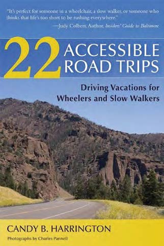 Book: 22 Accessible Road Trips