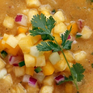 Pineapple Gazpacho 1000x383
