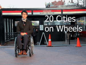 20 Cities on Wheels
