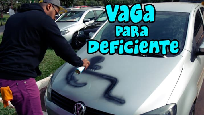 Brazil parking prank web