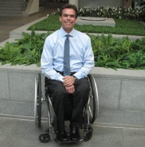 Joseph Gaskins has been appointed the new CEO and president of United Spinal Association.
