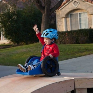 Little Crue Allred has outgrown his ZipZac wheelchair, but Anthem insurance is balking at approving new wheels for the 2 year old.