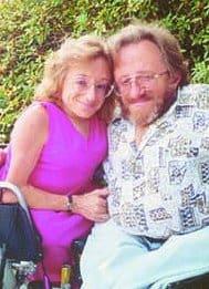 Ian and Julie Irwin