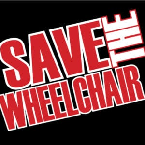Save the Wheelchair campaign