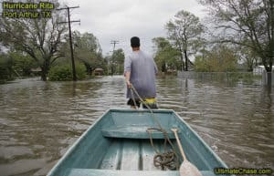 If your neighborhood was flooded during a disaster, could you escape to a safe place?